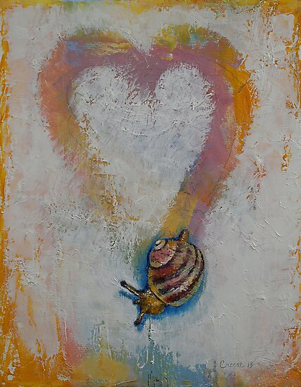 Snail by Michael Creese