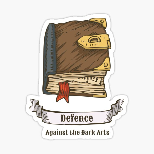 Defence Against The Dark Arts Stickers Redbubble