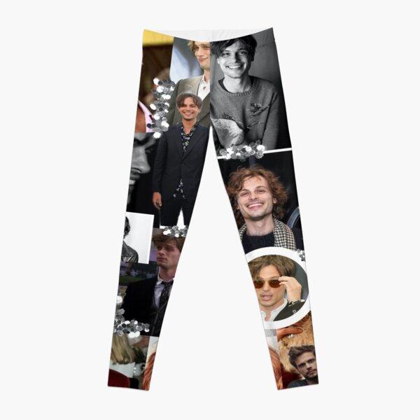 Matthew Gray Gubler Collage Leggings