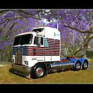 Classic Kenworth by Keith Hawley