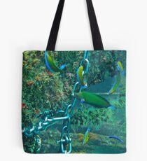 WRASSE REACTION Tote Bag