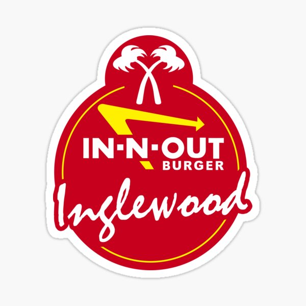 In-N-Out Inglewood Sticker