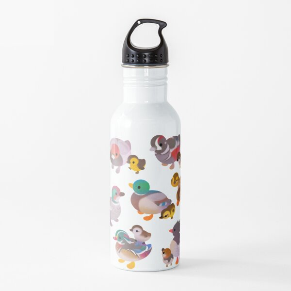 Duck and Duckling Water Bottle