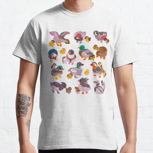 Duck and Duckling Classic T-Shirt