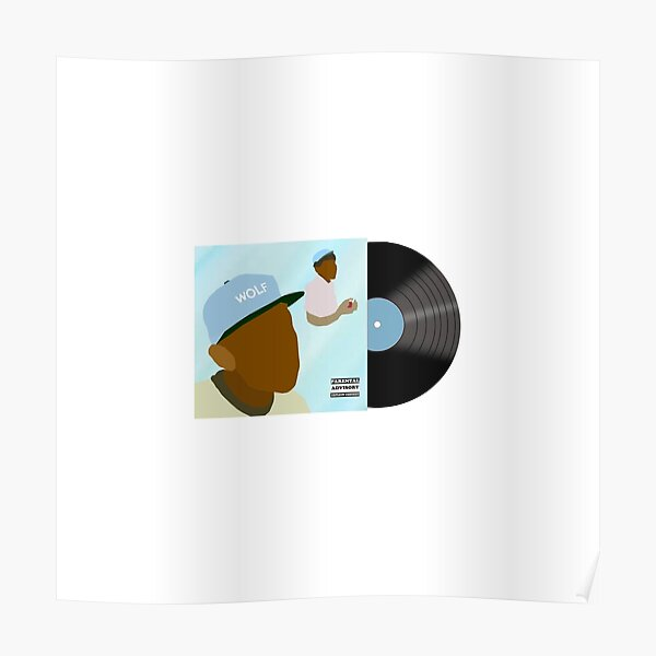 24 X 36 Poster Tyler The Creator/'s hit album Wolf