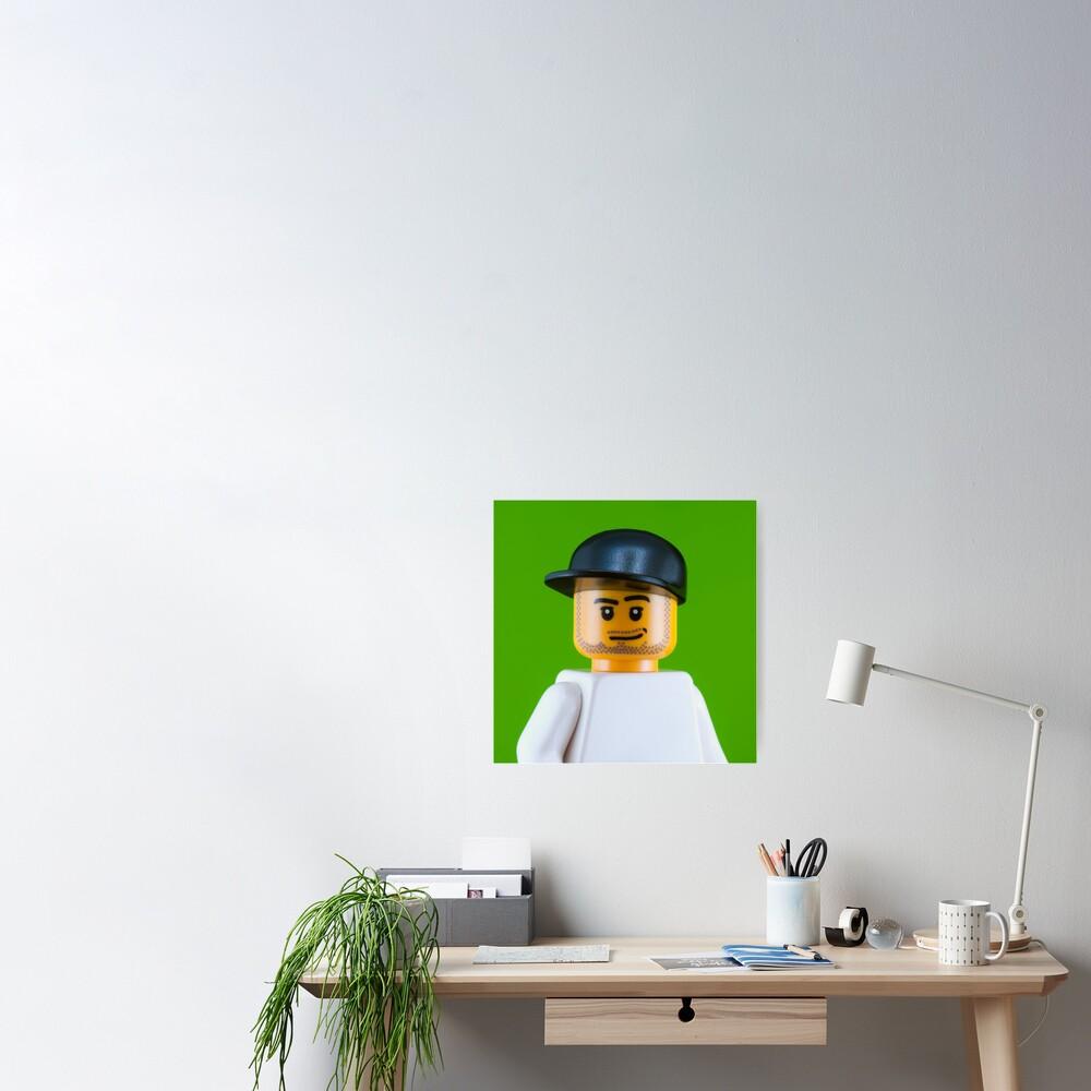 Mark Cavendish Portrait Poster