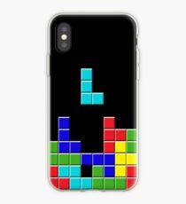 Classic Tetris iPhone Case iPhone Case