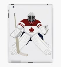 Hockey Goalie Canada Team iPad /Case   iPhone 5 Case / iPhone 4 Case  / Samsung Galaxy Cases  iPad Case/Skin