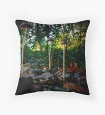 Just Little Old Me Throw Pillow