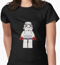 Stormtrooper Women's Fitted T-Shirt