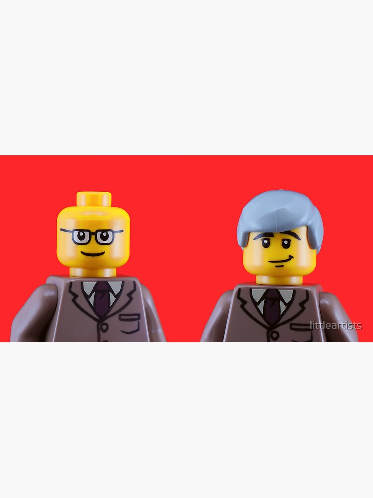 Gilbert and George by littleartists