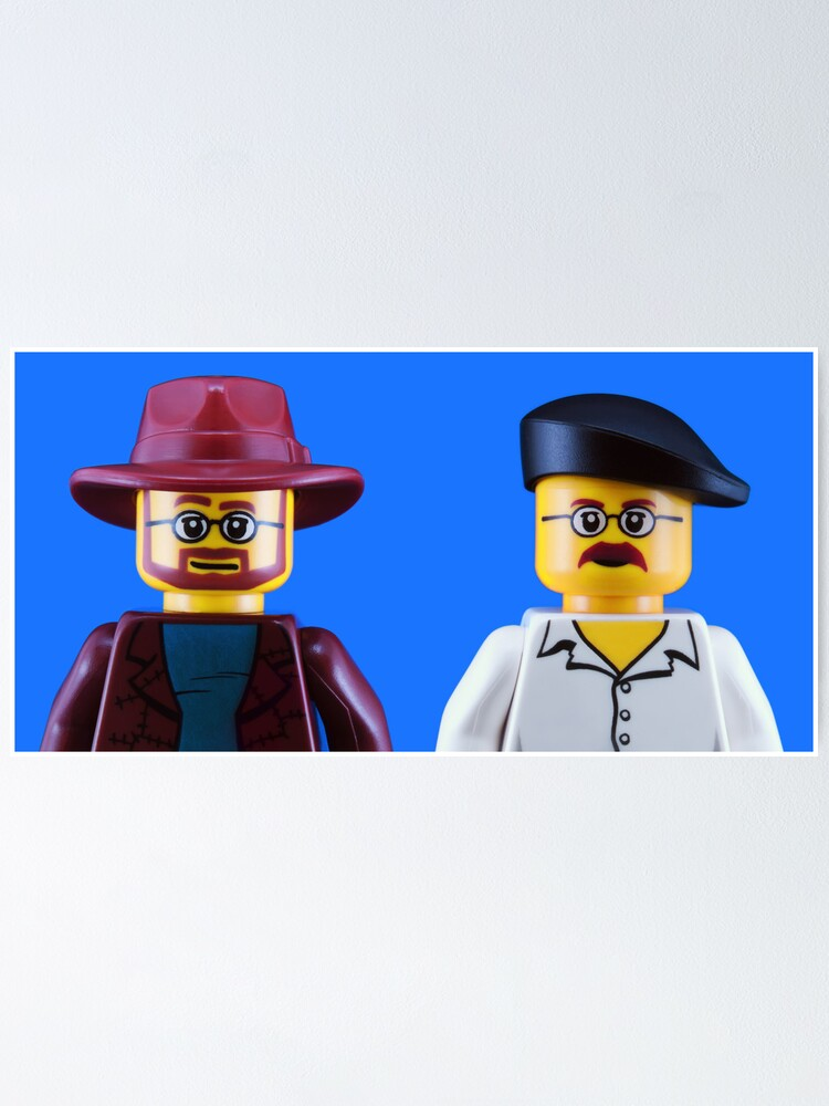 Alternate view of Mythbusters Poster