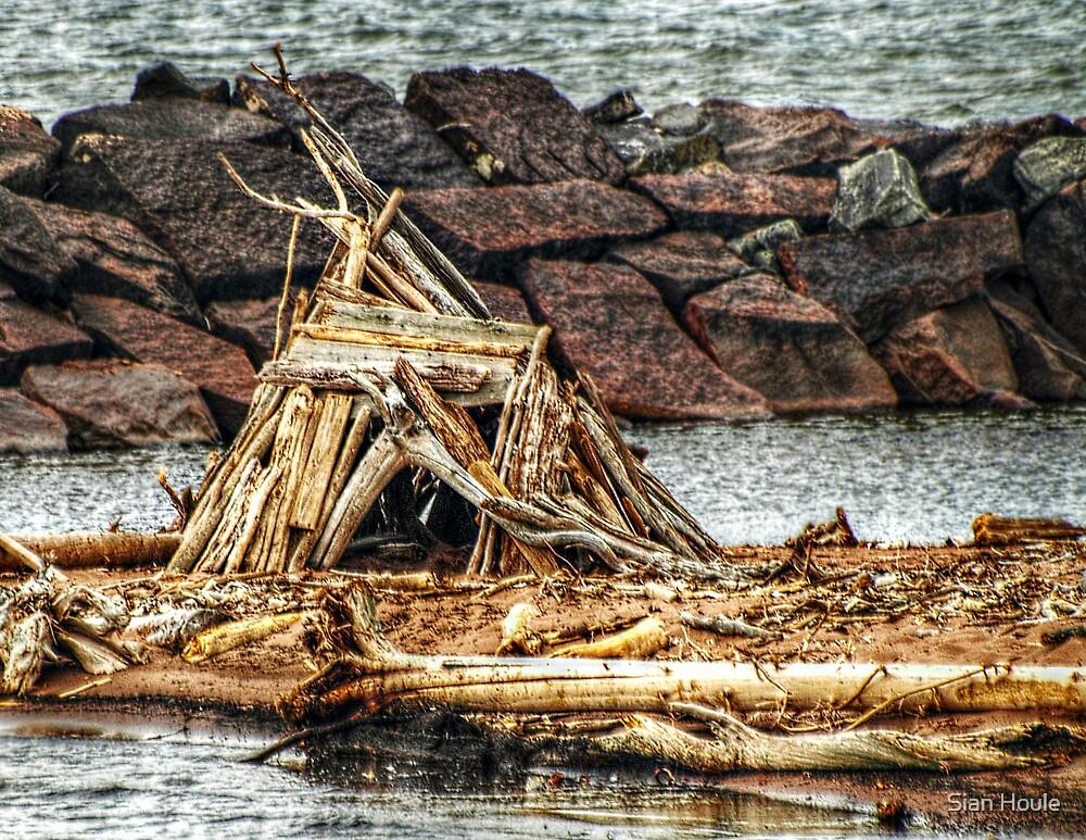 Beach House by Sian Houle