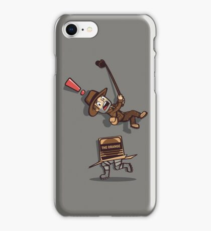 Snaaaaake! iPhone Case/Skin