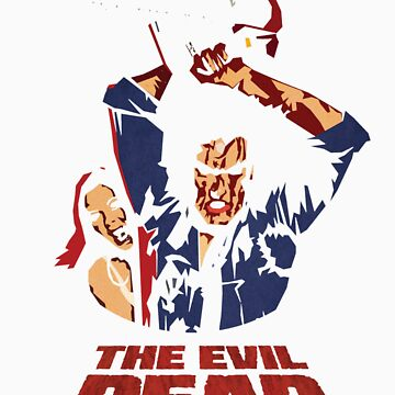 The Evil Dead by willisco