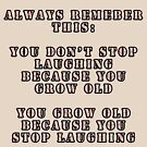 Good Old Saying by KatsEye