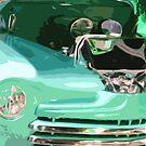 Green Rod Truck by cshphotos