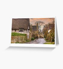 Stanton, Gloucestershire Greeting Card