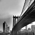 Beneath the Manhattan by PhosGraphe