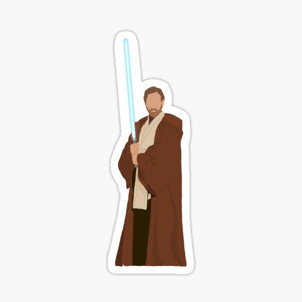 General Kenobi Sticker