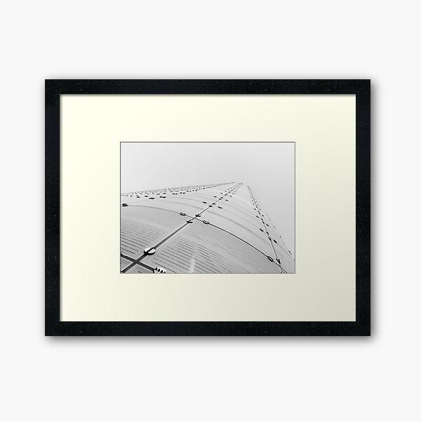 Urbis Framed Art Print