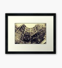 Sisyphean Framed Print