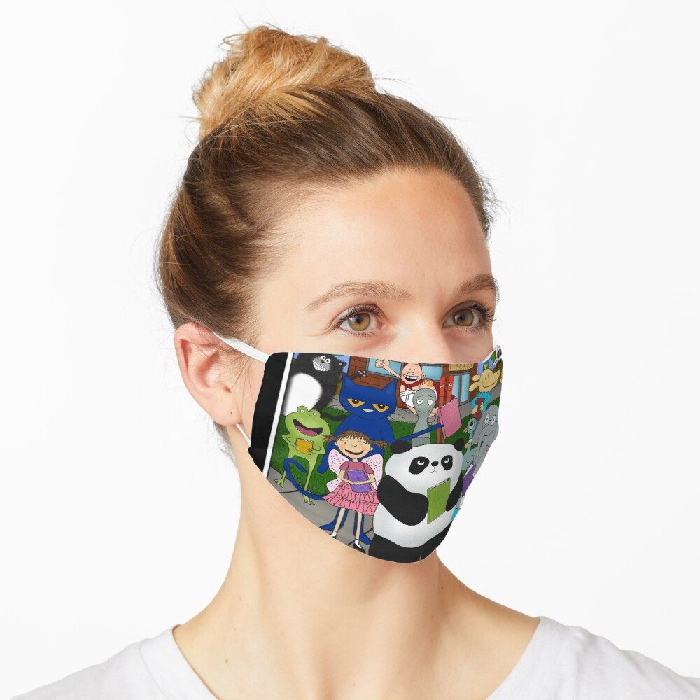 Storybook Friends Mask