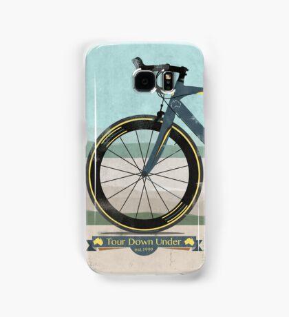 Tour Down Under Bike Race Samsung Galaxy Case/Skin