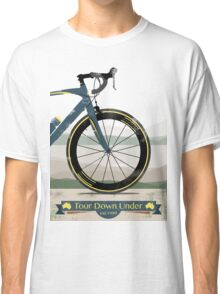 Tour Down Under Bike Race Classic T-Shirt