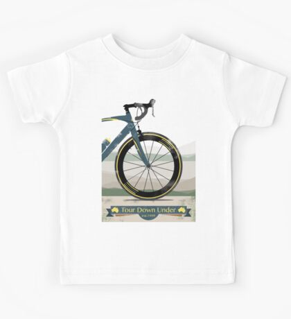 Tour Down Under Bike Race Kids Clothes