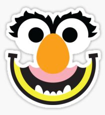 "Muppets ""Animal"" Sticker"