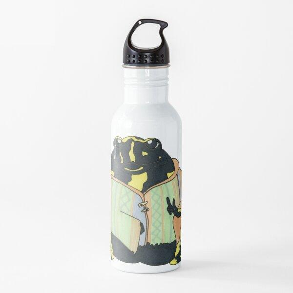 Poncho Corroboree Frog Water Bottle