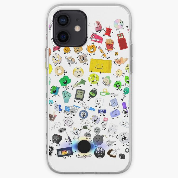BFB and TPOT Full Cast print iPhone Soft Case