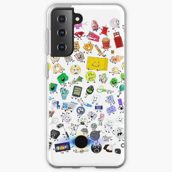 BFB and TPOT Full Cast print Samsung Galaxy Soft Case