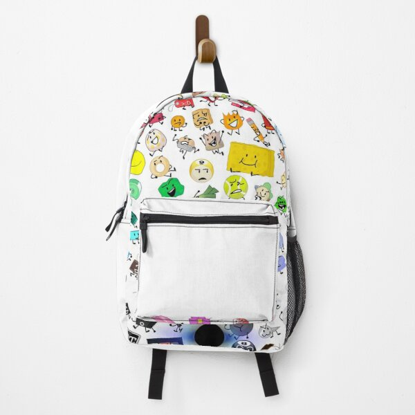 BFB and TPOT Full Cast print Backpack