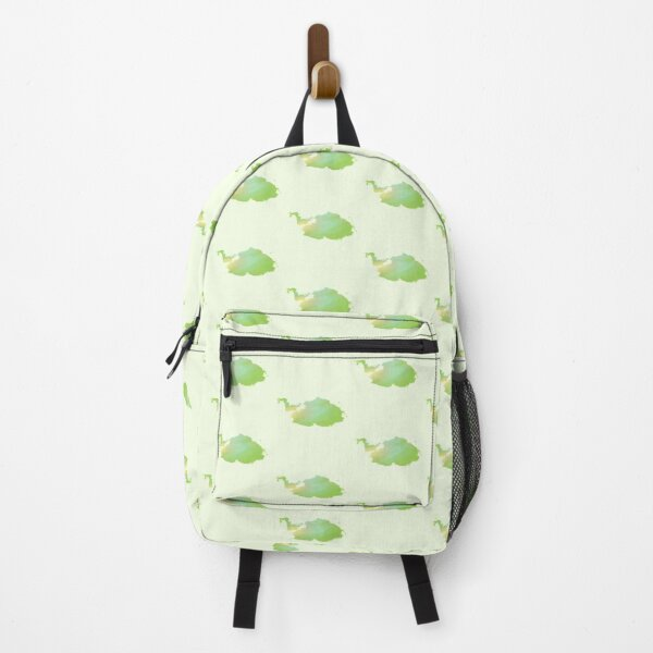 Green Clouds Backpack