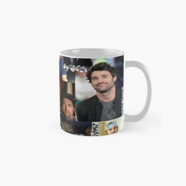 Derek Shepherd Collage Classic Mug