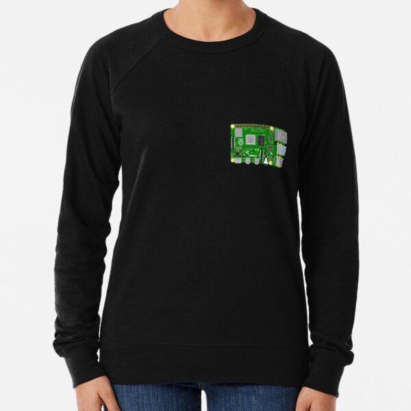 Raspberry Pi 4 Lightweight Sweatshirt