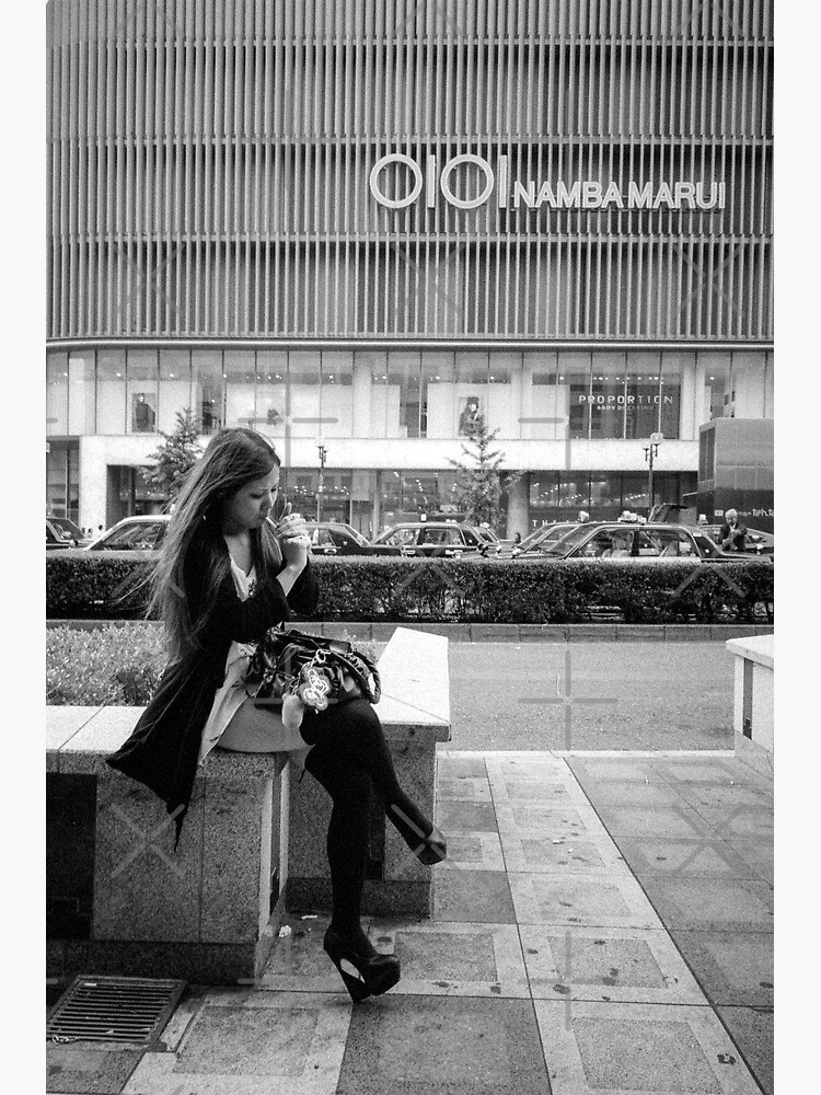 Smoking Girl by abtin