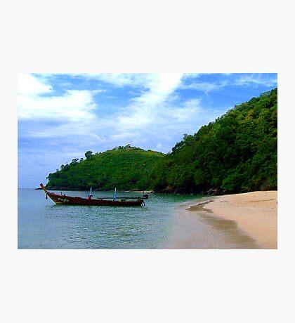 Phuket Beach Photographic Print