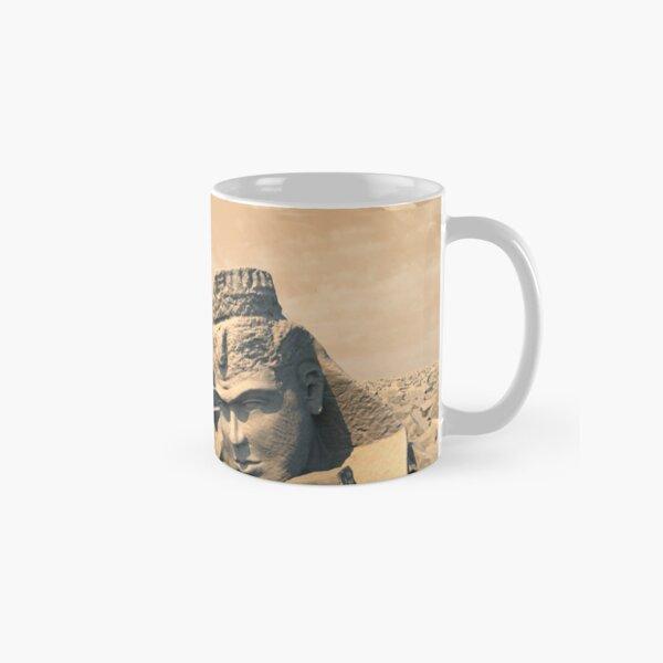 Ozymandias DNA Antique Classic Mug