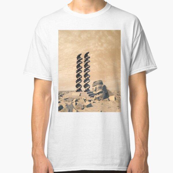 Ozymandias DNA Antique Classic T-Shirt