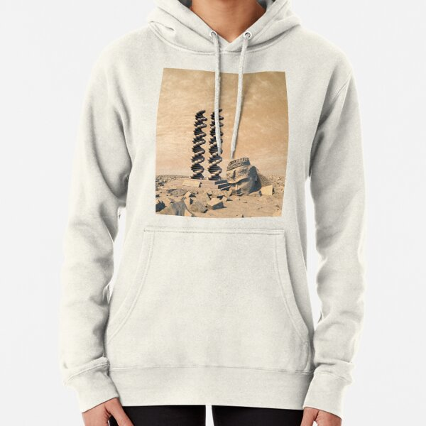 Ozymandias DNA Antique Pullover Hoodie