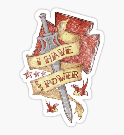 The Power Sticker