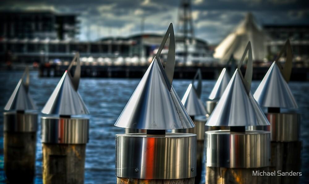 Docklands by Michael Sanders