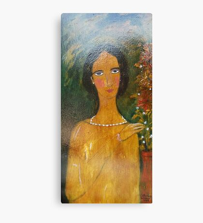 """""""lace and finery"""" Canvas Print"""