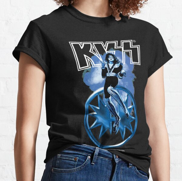 Kiss band  - Spaceman Classic T-Shirt