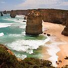 Apostles - Great Ocean Road by Andrew Wilson