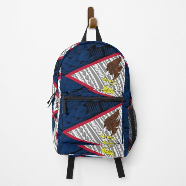 American Samoa Tribal Flag  Backpack