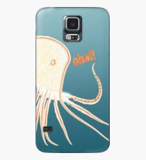 Funda/vinilo para Samsung Galaxy An Orange Ohaitopus!